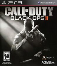 Call of Duty Black Ops II 2  (Sony, Playstation 3)