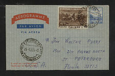 Italy  uprated  air letter sheet         KL0206