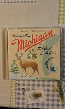 SUFJAN STEVENS - GREETINGS FROM MICHIGAN THE GREAT LAKE STATE  - CD