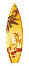 PLANCHE de SURF SURFER PLANCHE de surf sticker autocollant étiquette en vinyle graphique V5