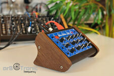 MFB Synth Lite 1+2 Drumcomputer Kult Step etc Seitenteil Wooden Side Panel Stand