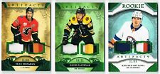 2020-21 Artifacts Emerald Jersey & Patch #/65 #/35 #/25 #/99 Pick From List !!