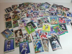 Baseball Card MLBJoblot Bundle Vintage NFL hockey TOPPS