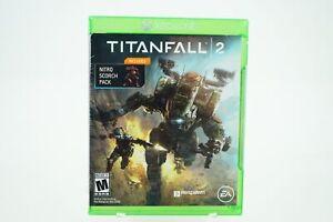 Titanfall 2 with Bonus Nitro Scorch Pack -: Xbox One [Brand New]