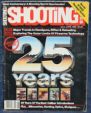 Magazine SHOOTING TIMES JUNE 1985 Article Old Hand Reminisces by SKEETER SKELTON