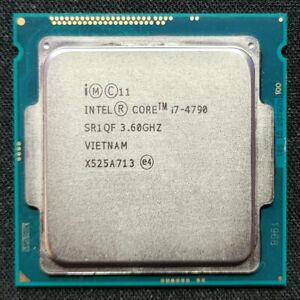 Intel Core i7-4790 3.60GHz Quad-Core CPU Processor SR1QF LGA1150 Socket