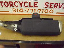 Kawasaki Ninja 300 Exhaust Muffler Silencer OEM Stock USED with heat shield.#