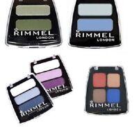 BRAND NEW - RIMMEL Colour Rush Eyeshadow - Duo/Trio/Quad - various shades