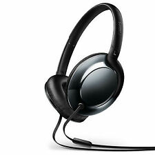 Philips SHL4805DC Headphones Flite Everlite With Mic for IOS / Android