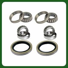 FRONT WHEEL BEARING & SEAL FOR TOYOTA 4RUNNER T100 4WD 1986-1995 (PAIR) NEW