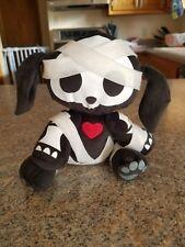 "Skelanimals Dax The Dog in Mummy Disguise Soft Toy Stuffed 6"" Halloween Dax"