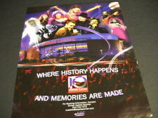 Justin Timberlake Gartth Brooks Celine Dion others Staples Center promo ad