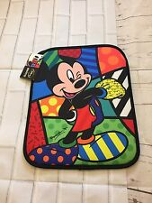 Brand NEW! ROMERO BRITTO DISNEY MICKEY MOUSE TABLET CASE COVER SLEEVE.