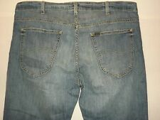 "Lee Jeans de Calce Ajustado recto W38"" L34"" (Original) 317"