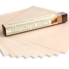 Non Stick Dehydrator Excalibur Paraflexx Sheet Premium 9 Drying Pack Food 14X14