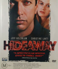 HIDEAWAY DVD Rare Ex-rental _Jeff Goldblum_Alicia Silverstone_Jeremy Sisto Movie