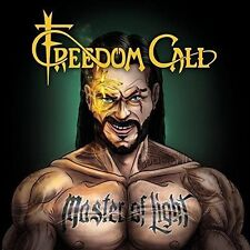 Freedom Call - Master Of Light cd MINT will combine s/h