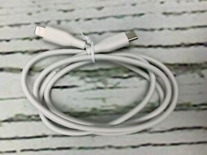 Amazon Basics USB C to Lightning Cable MFi Certified Apple Charger