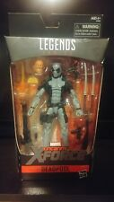 """New Marvel Legends Hascon Exclusive X-Force Deadpool 6"""" SOLD OUT!"""