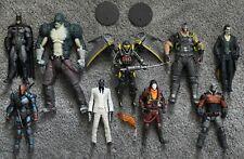Batman Arkham Origins - Loose Rare Figure Lot - DC Collectibles