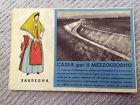 Cartolina Sardegna Oristano Tirso canale Santa Lucia 14/3/16