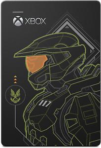 Seagate Halo Master Chief LE Game Drive for Xbox 5TB