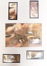 MOLDOVA 2003 Birds Set & M/Sheet U/M NB3002