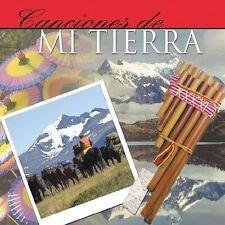 Canciones De Mi Tierra Chile CD