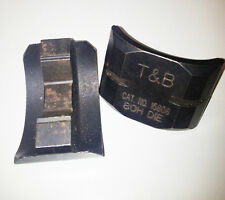 Thomas & Betts Color Keyed 15606 15 Ton Hex Die / Die Code 80H - For TNB  TBM15I