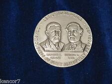 1965 Civil War Centennial Silver Art Medal Medallic Art Co 4.25 ounce E1602