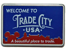 Disney Trade City, USA Welcome Pin