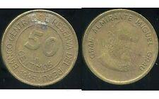 PEROU  50 centimos 1985  ( bis )