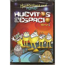 Una Pelicula De Huevos - Huevitos En El Espacio Vol 6 DVD NEW Huevocartoon