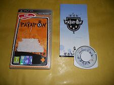 PSP GAME-PATAPON-SONY PLAYSTATION-ITA-ITALIANO