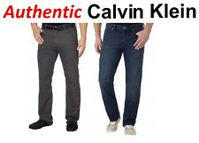 Calvin Klein Men's Straight Leg Jeans VARIETY OF SIZES AND COLORS New with TAGs