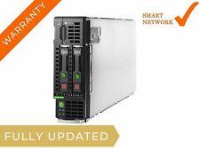HP Proliant BL460C Gen9 2-SFF 2x E5-2660 v4 64GB Memory 2x 1.8TB HDD