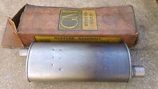 1940 Chevrolet Special Master Deluxe KA KB KH NOS GM MUFFLER #3653658