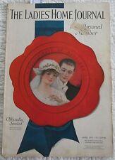April 1915 Ladies Home Journal magazine
