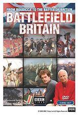 Battlefield Britain DVD 3-Disc Set Brand New!!