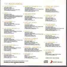 rare 80s 70s CD slip ROCIO DURCAL amor eterno TARDE costumbres GUIRNALDA dejame