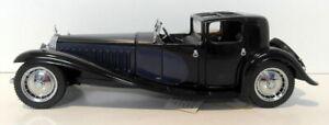 Franklin Mint 1/24 Scale diecast - B11RB69 1930 Bugatti Royale Coupe Napoleon
