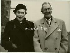 Orig.Photo Sir A. Gascoigne Brit Botschafter UDSSR 1951