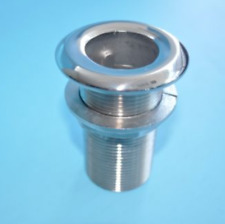 """1/2""""mm Stainless Steel Thru-Hull Bilge Pump and Aerator Hose Fitting for Boats"""