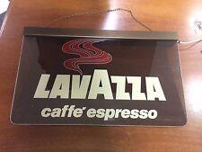 Lavazza Caffe Espresso Vintage Logo Electric Sign