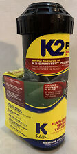 """K Rain K2 Pro Smartset PLUS Flow Control; Easiest Sprinklers To Set; 3/4"""" Inlet"""