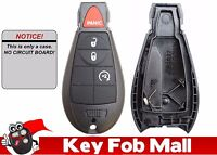 NEW Keyless Entry Key Fob Remote CASE ONLY 4 BUTTON For a 2011 Dodge Durango