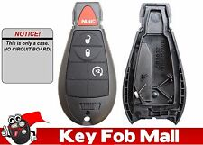 NEW Keyless Entry Key Fob Remote CASE ONLY 4 BUTTON For a 2009 Dodge Ram 1500