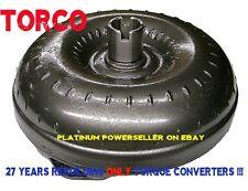 "Powerglide torque converter HEAVY DUTY 12"" dia - 17 SPLINE 283 292 307 327 350"
