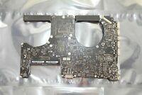 820-2850 2010 A1286 15 2.66 i7 661-5480 Apple Logic Board Motherboard Warranty