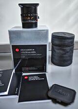 Leica Elmarit M 28mm f/2.8 ASPH 11677 Aspherical Lens - Mint Condition!